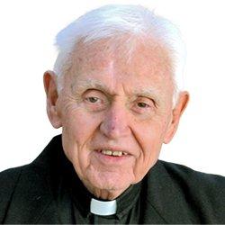 Fr. James F. Salmon, S.J., Ph.D.
