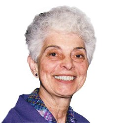 Sr. Camille D'Arienzo, R.S.M., Ph.D.