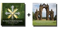 Bundle: The History of Christian Spirituality + The Universal Sacrament of Salvation - 20 Discs Total-0