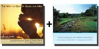 Video Bundle: The Way to God: A Guide for Men + A Spirituality for the Modern Individual - 8 DVDs Total-0