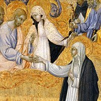 The Life and Faith of St. Catherine of Siena-0