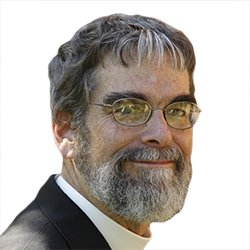Dr. Guy Consolmagno, S.J., Ph.D.