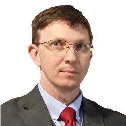Dr. Daniel G. Van Slyke, J.D., Ph.D.