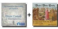 Audio Bundle: The Narrative Spirituality of Dante's Divine Comedy + Dante's Divine Comedy - 10 CDs Total-0