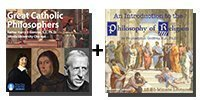 Audio Bundle: Great Catholic Philosophers + An Introduction to the Philosophy of Religion - 14 CDs Total-0