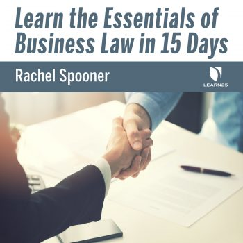 Learn the Essentials of Business Law in 15 Days