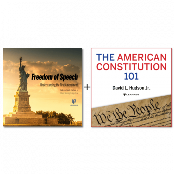 Freedom of Speech + The American Constitution 101