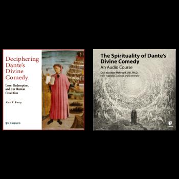 Audio Bundle: Deciphering Dante's Divine Comedy + The Spirituality of Dante's Divine Comedy