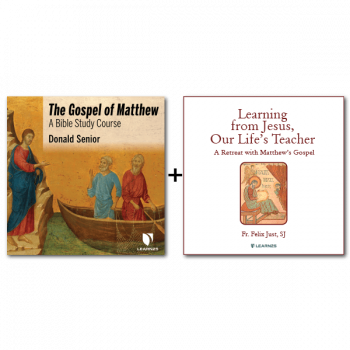 Bundle: The Gospel of Matthew + A Retreat with the Gospel of Matthew - 10 CDs Total